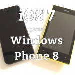 Windows Phone 8 vs iOS 7 oder: Lumia 520 vs iPhone 5