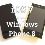 Windows Phone 8 vs iOS 7 oder: Lumia 520 vs iPhone 5