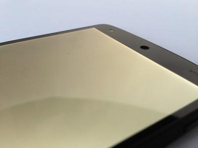 Alle mir bekannten Nexus 5 zeigen deutliche Lichtspalte