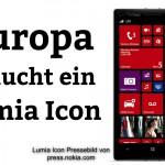 Europa braucht ein Nokia Lumia Icon