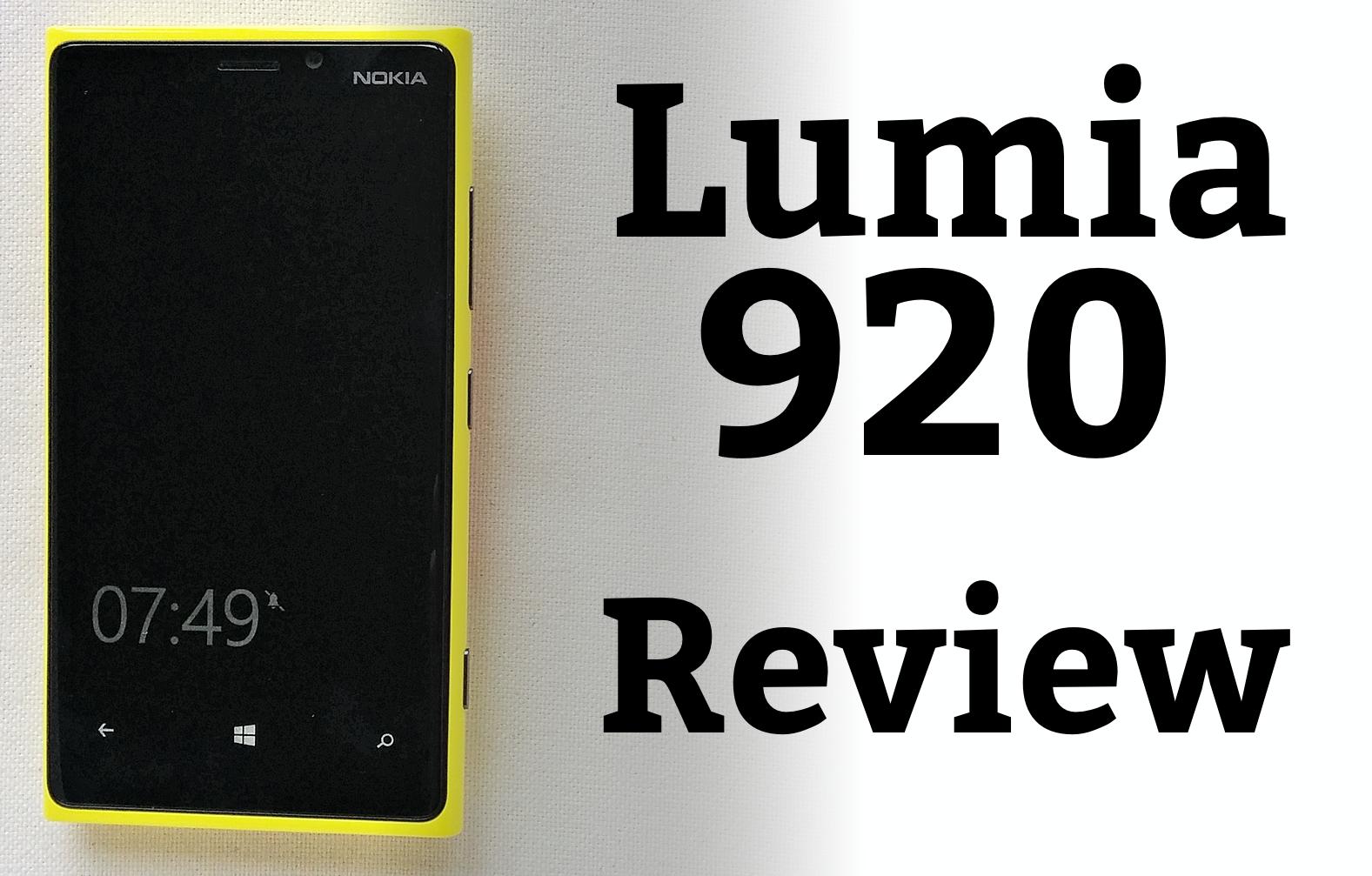 Lumia 920 Review Wie Schlgt Sich Das Noch Flagschiff 2014 Touchscreen Nokia Fast Eineinhalb Jahre Nach Seinem Debt Im November 2012 Ist