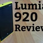 Lumia 920 Review: Wie schlägt sich das (noch) Flagschiff 2014?