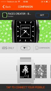 Einige Apps sind nur für iOS oder Android Geräte verfügbar