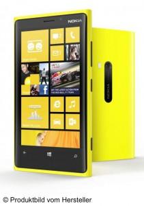 Ende 2012 ein Hit. Doch der Zahn der Zeit nagt am Flagschiff: Lumia 920