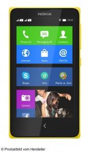Statt WP8 nur Android von Nokia