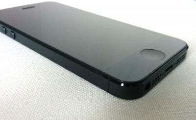Kontrastlos: Das iPhone 5