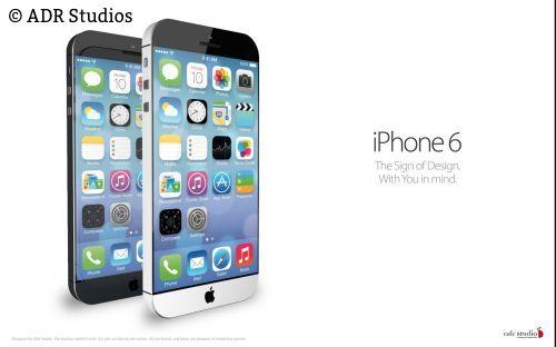 Der Nachfolger steht schon bereit: iPhone 6 Konzeptrender