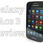 Galaxy Ace 3 Review: Im dritten Anlauf zum Erfolg?