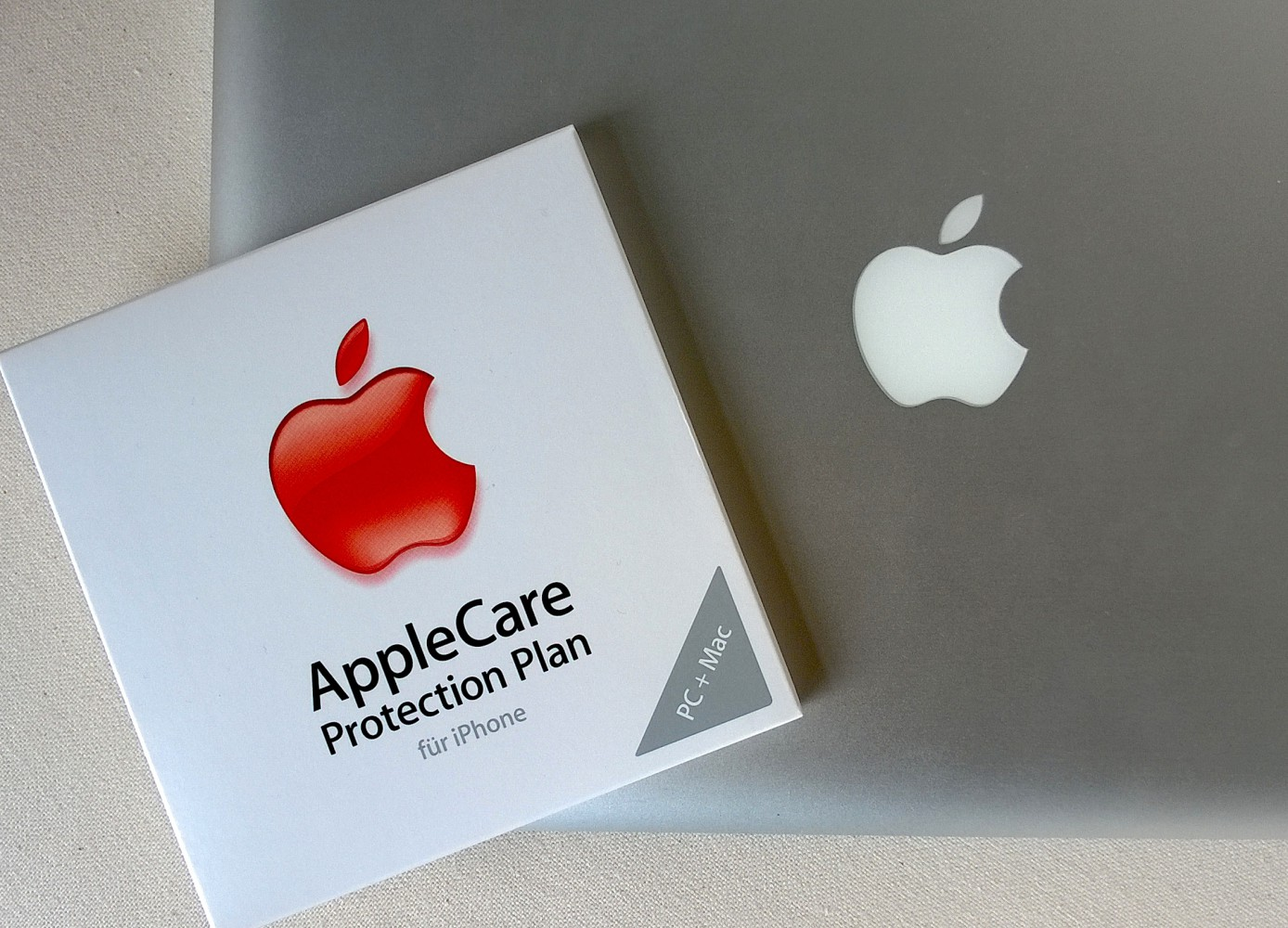 AppleCare Header