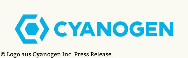 Cyanogenmod dient als Betriebssystem