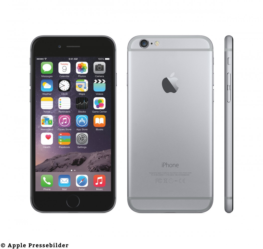 AppleiP6Phone