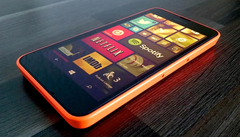 Lumia630Side