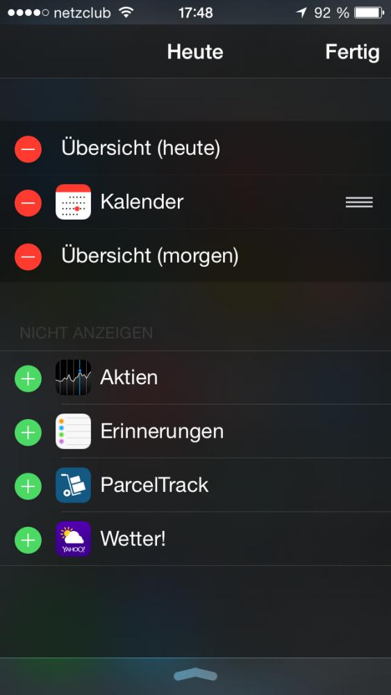 iOS8FreiheitWidgets