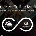 Google Play oder XBox Music: Wo ist meine Musik besser aufgehoben?