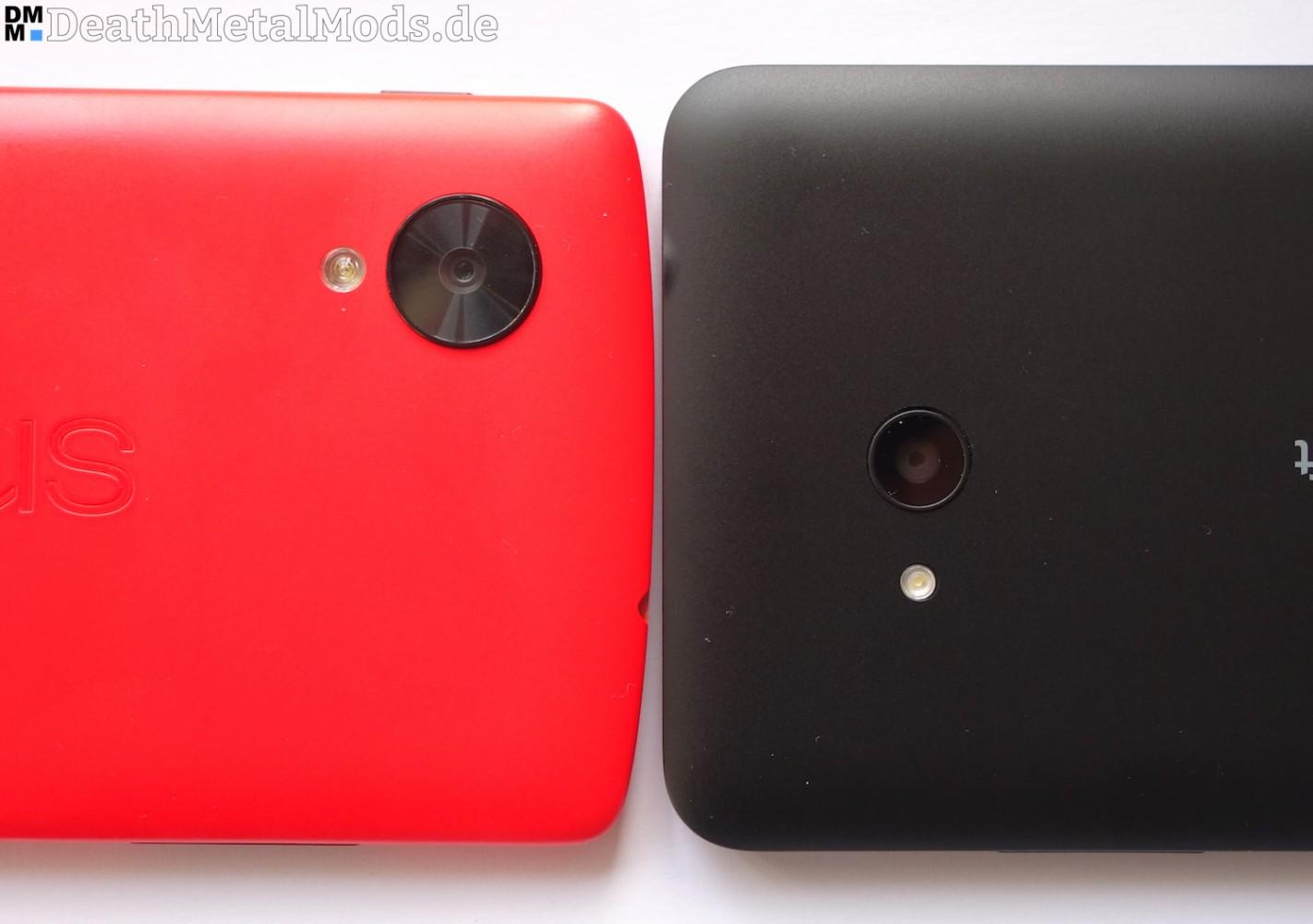 Lumia640vsNexus5