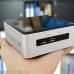 Intel NUC mit Broadwell im Test: Mini-PC mit viel Herz