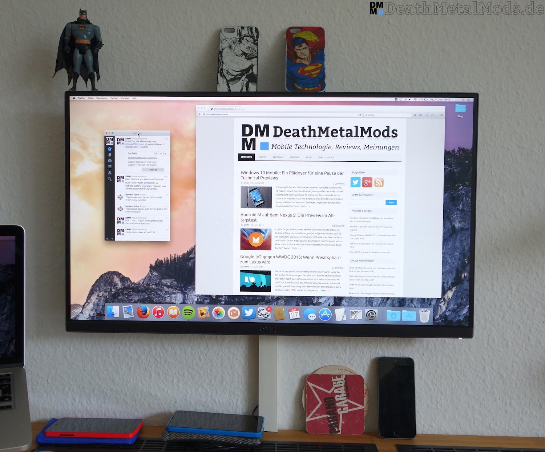 dell u2715h im langzeittest 2 monate mit dem schlanken 27 zoll monitor deathmetalmods. Black Bedroom Furniture Sets. Home Design Ideas