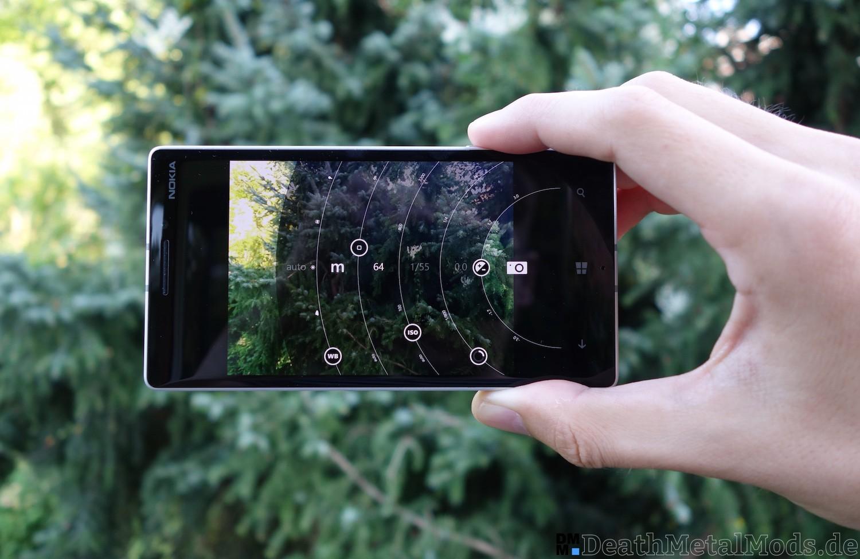 Lumia930RueckblickKamera