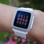 Pebble Time Review: Die einzige Smartwatch, die Sinn macht
