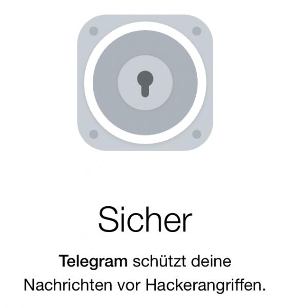 TelegramSicher