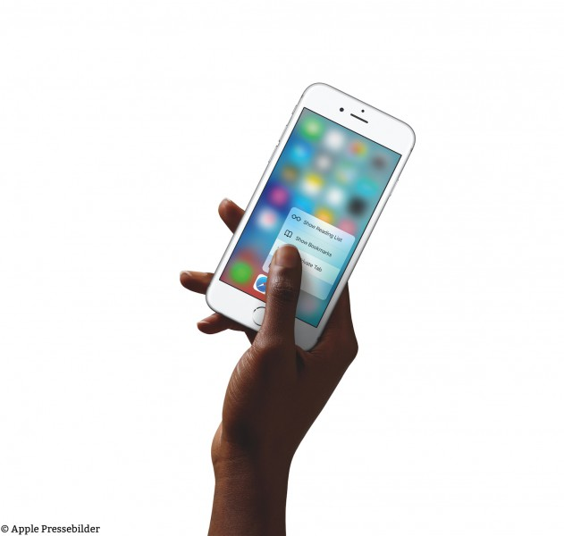 iPhone6S3DTouch
