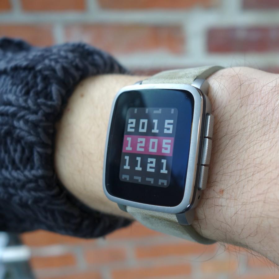 Pebble Time Steel Smartwatch im Test: Edler, teurer ...