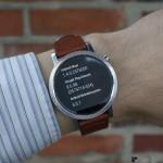 Android Wear 6.0: Auf der Suche nach dem Smartwatch-Sinn