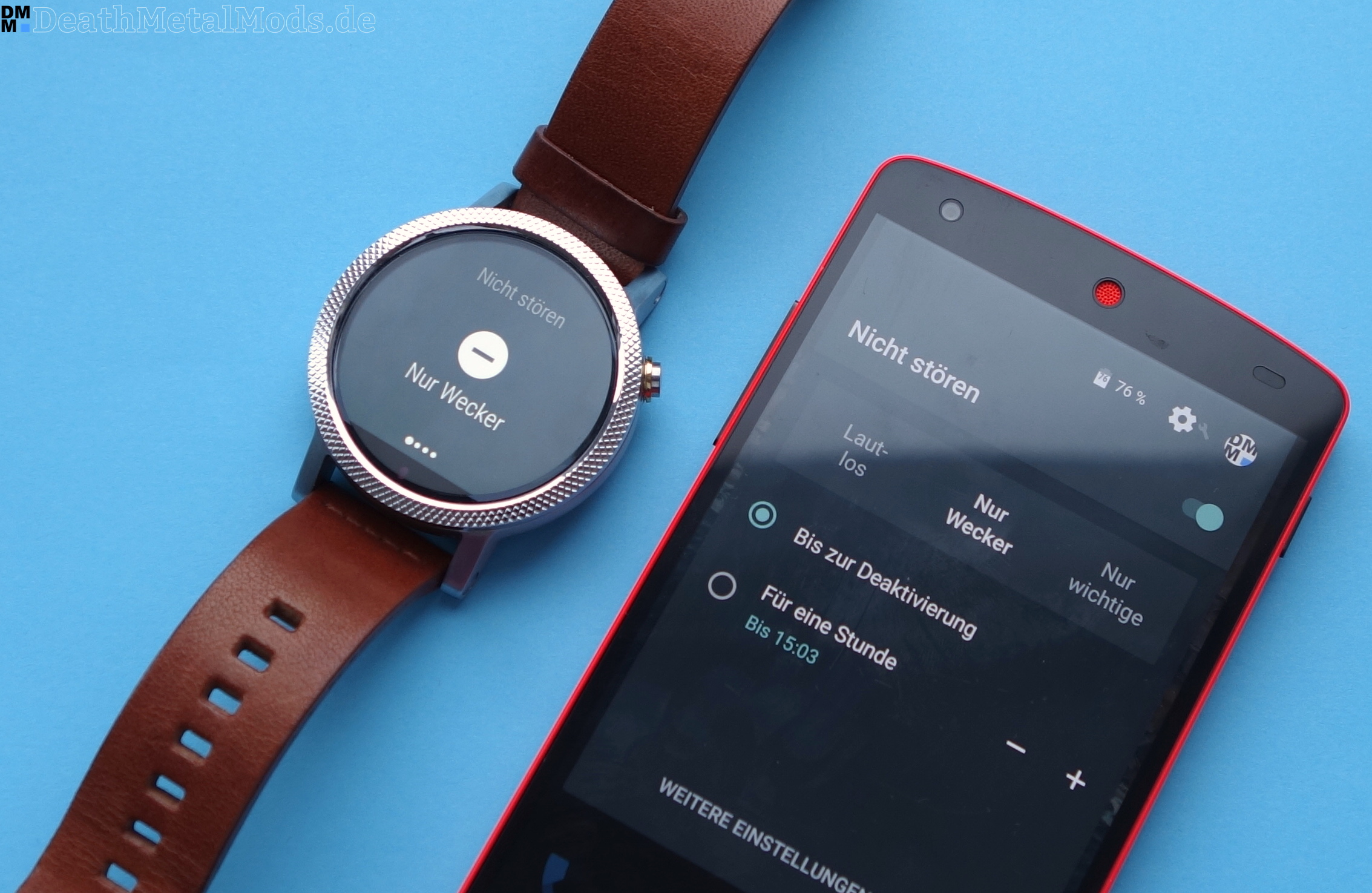 AndroidWear6NichtStoeren