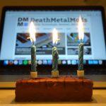 DeathMetalMods wird Drei: Rückblick und Ausblick