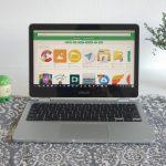 Asus Chromebook Flip 2 (C302) im Test – Import, Android Apps und Chrome OS ausprobiert