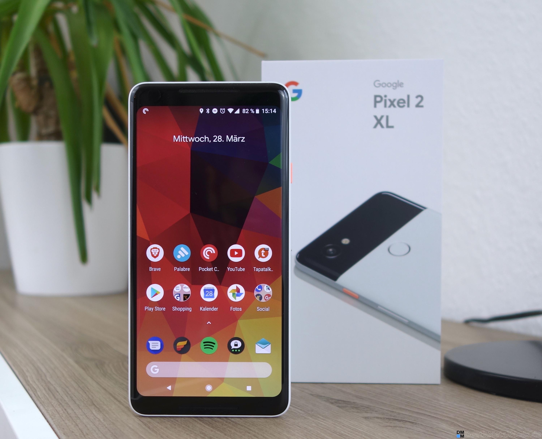 Seit Oktober 2017 sind das Pixel 2 und das Pixel 2 XL Speerspitze von Googles Versuch sich einen eigenen Namen als Android Hersteller zu machen
