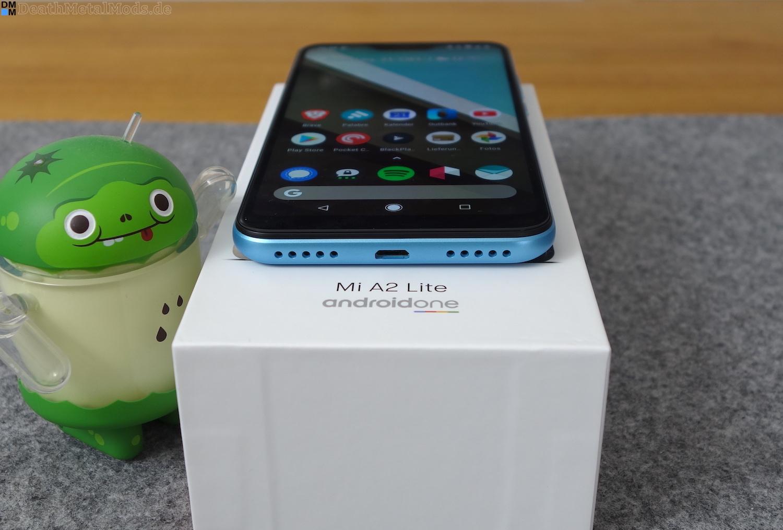 Xiaomi Mi A2 Lite mit Android One im Test: In seiner Klasse